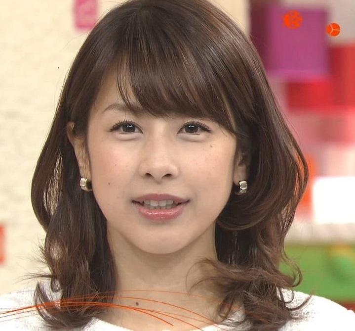 元人気フジテレビアナウンサー加藤綾子のメイクも高感度大