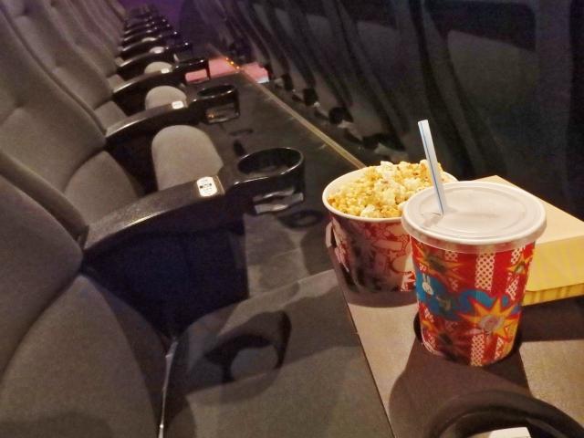 映画館でポップコーンを買って食べたら8%と思いきや10%消費税