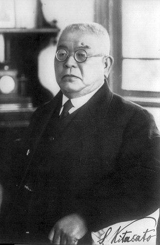 日本の細菌学の父と言われる北里柴三郎
