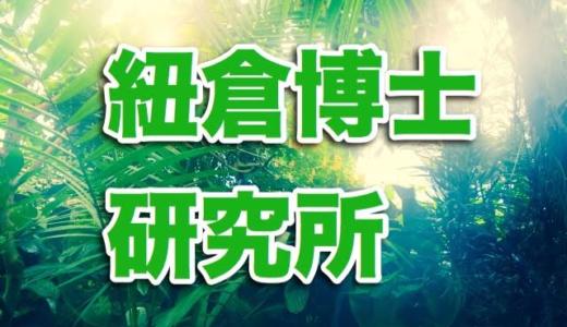 【随時更新中】インハンドのロケ地紐倉博士研究所の植物園はどこ?