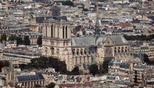 【火災】世界遺産のノートルダム大聖堂の修復作業とは?