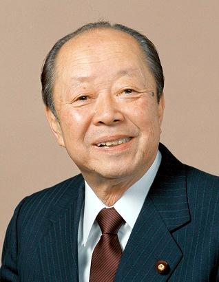 78代総理大臣宮澤喜一