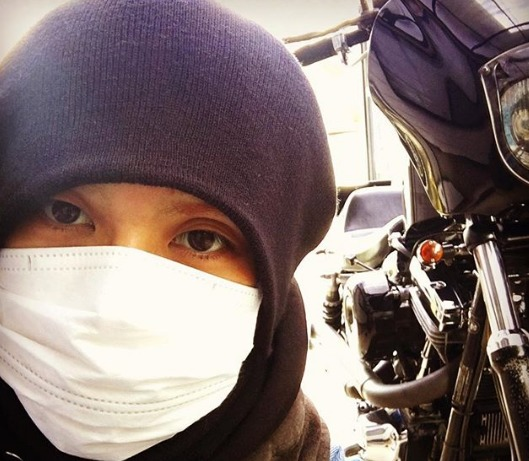 ka-yuとバイク