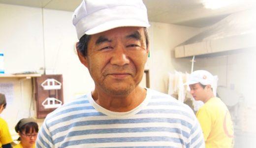 はっさく屋の社長の柏原伸亮さん