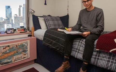フォーダム大学のマンハッタンにある学生寮