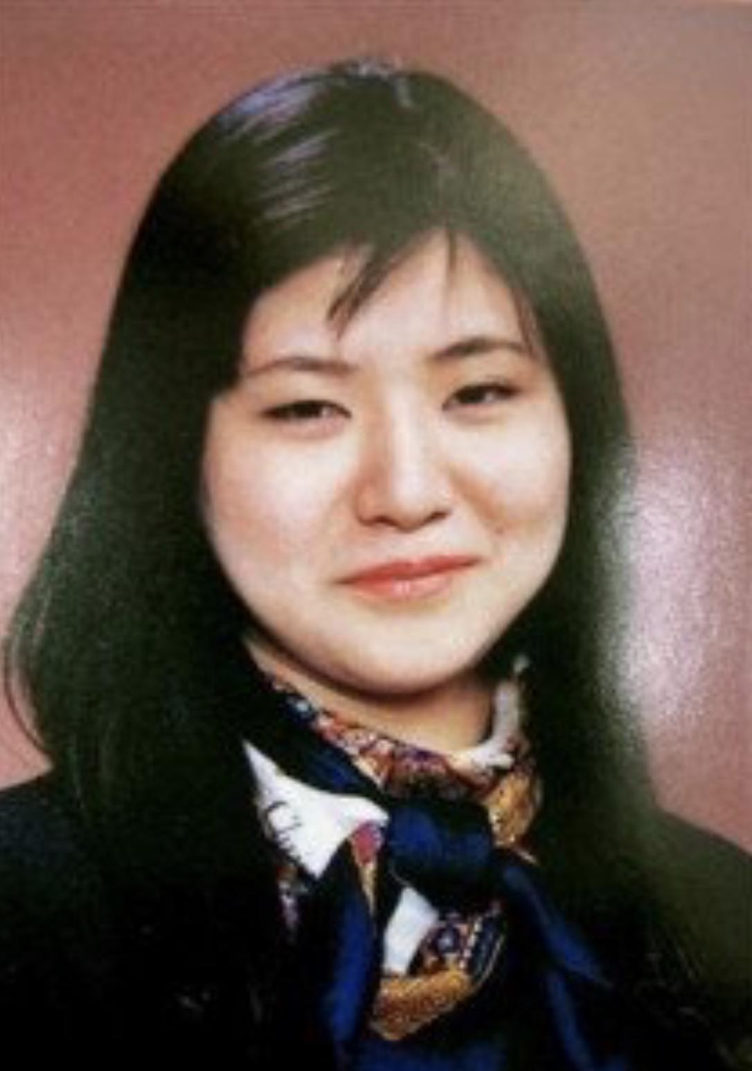 林真須美の若い頃