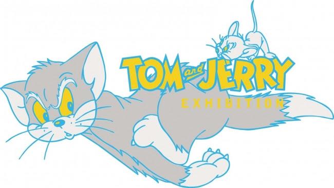 トムとジェリー展ロゴマーク
