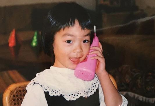 子供の頃のrina sawayama