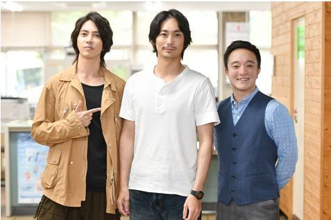 インハンド10話からプロ大で共演した平岡祐太が高家の幼馴染役で登場