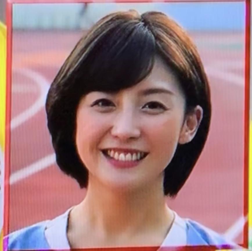 宮司アナの写真写りが悪いとローランド先生に相談した写真が普通