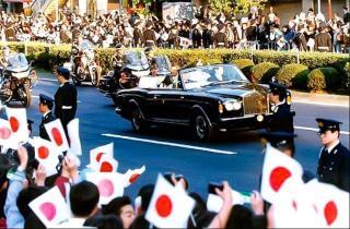 天皇即位の礼パレードは10月22日
