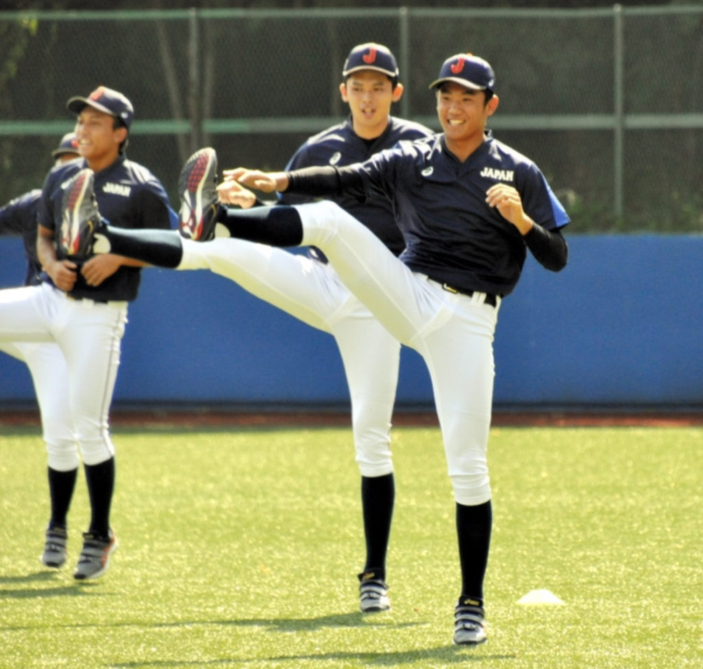 u-18ワールドカップ高校野球で奥川恭伸と佐々木朗希が投手リレー