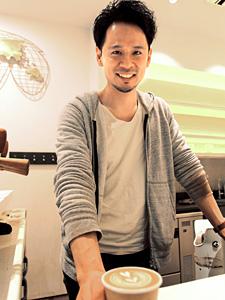 ラテアート世界一の山口淳一が吾郎ちゃんプロデュースのカフェで監修