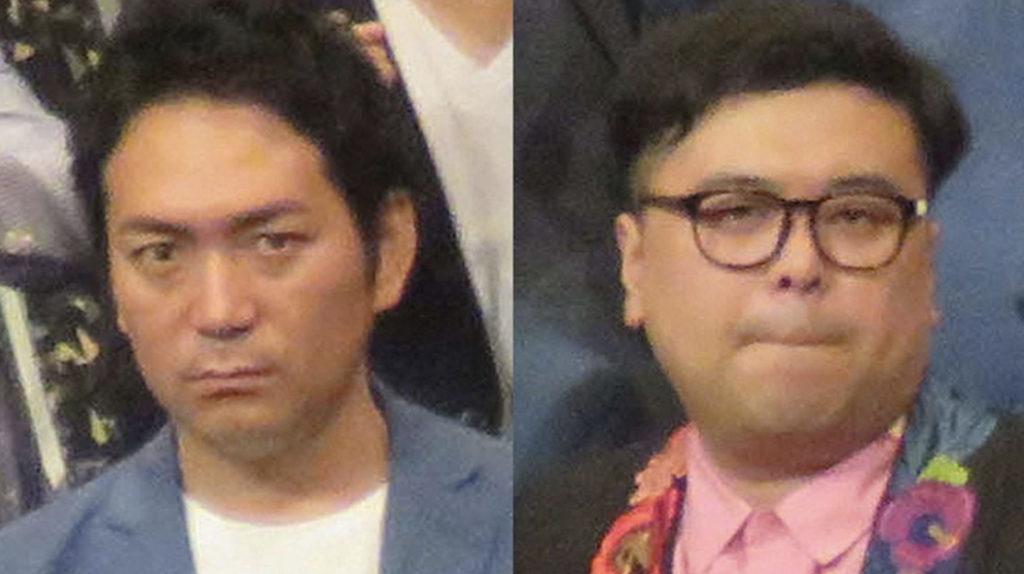 2018年にM-1グランプリで上沼恵美子を罵倒した動画をSNSに流し大批判を浴びたスーパーマラドーナととろサーモン