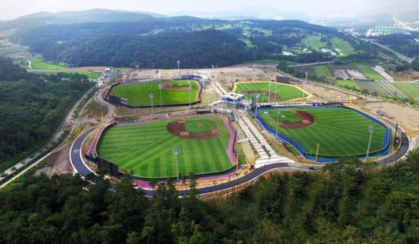 u-18高校野球の対戦地は韓国のキジャン ヒュンダイ ドリームパークで行われる