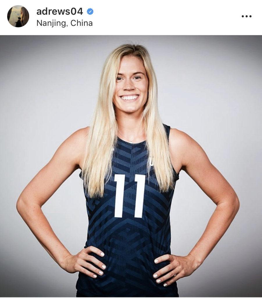 ワールドカップバレー女子注目選手アメリカ代表メンバー