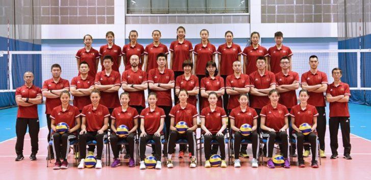 ワールドカップバレー中国女子注目選手とエース選手メンバー