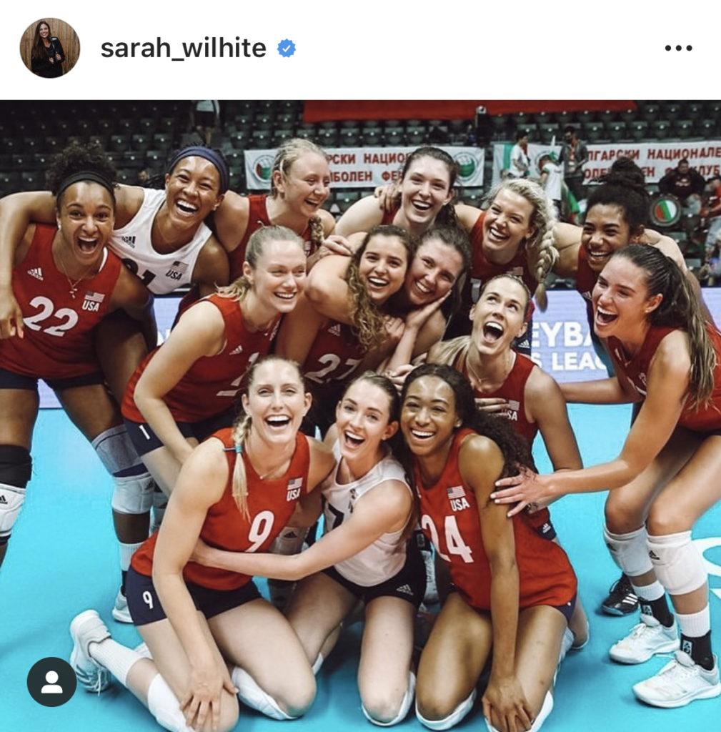 ワールドカップバレー女子注目選手アメリカ代表メンバーは誰?