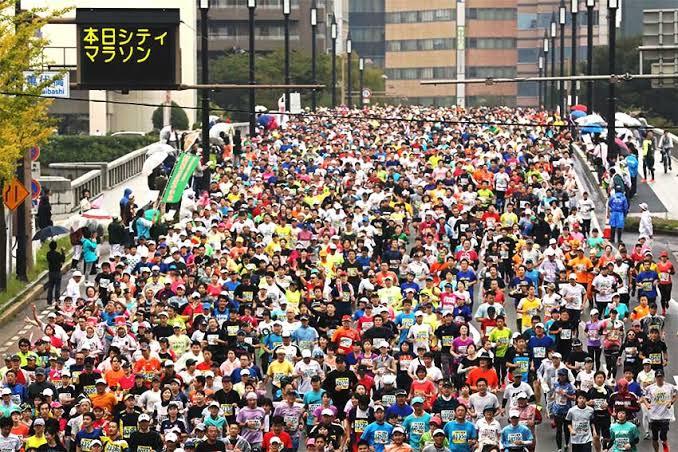 新潟シティマラソン台風で中止?