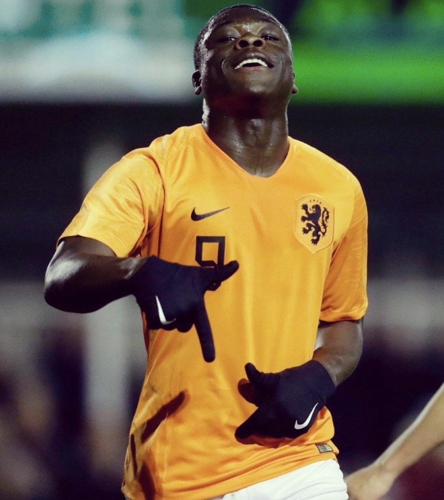 【強すぎる】U17サッカーワールドカップ2019オランダ代表の注目選手は?Brian Brobbey(ブライアン・ブロビー)