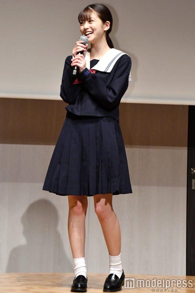 今田美桜の高校の制服姿がめちゃくちゃかわいい