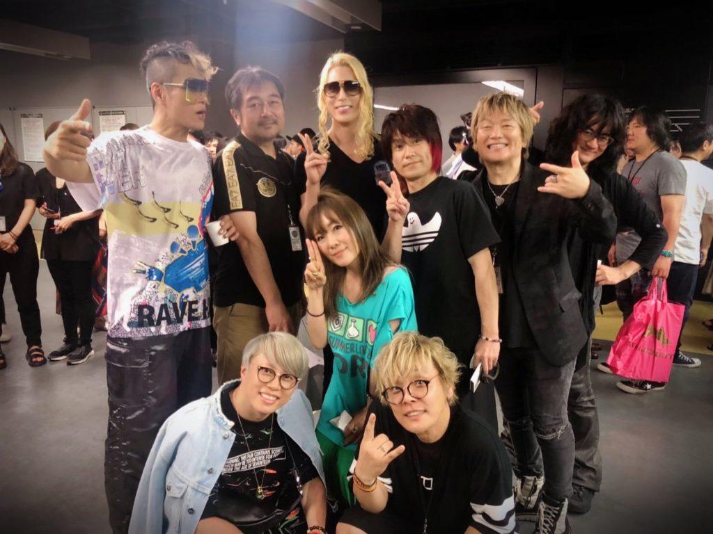 ローランドの父親の松尾洋一は世界的に有名なギタリスト