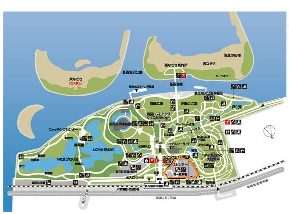 葛西臨海公園からシンデレラ城をバックに初日の出を彼女とみる
