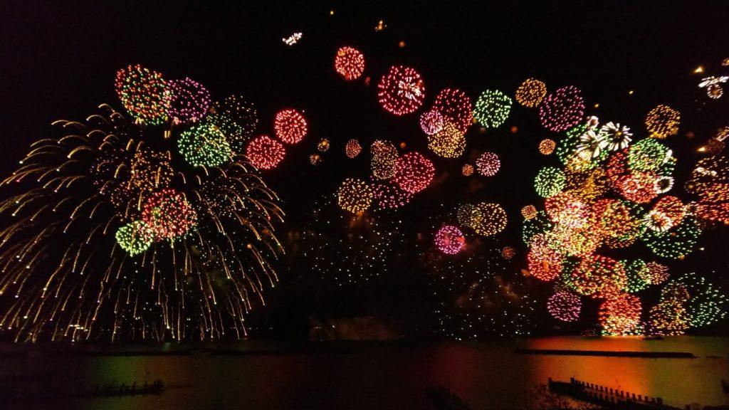 有料席の値段は?11月のびわ湖大花火大会2020の超おすすめスポット