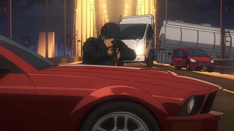 赤井秀一のマスタングと歴代の車種は?ナンバープレートが同じ理由は何?