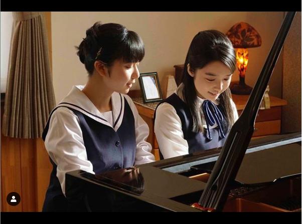 【画像】上白石萌音の母親は音楽教師だった?名前や顔など紹介!映画「 羊と 鋼の森」のピアノは母親にレッスンしてもらった