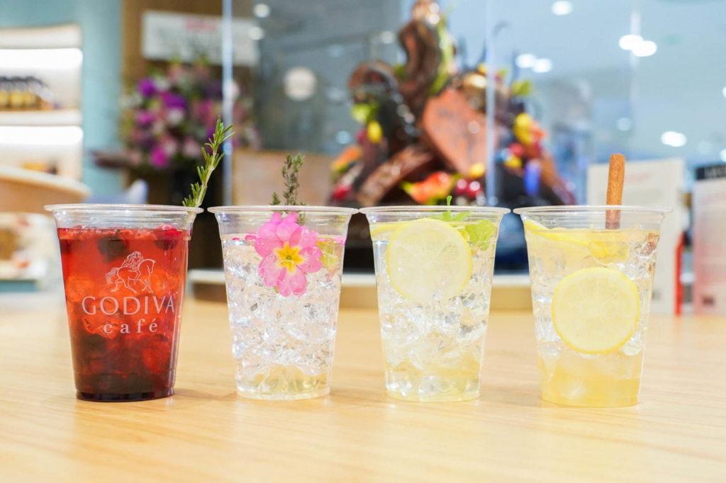 【東京駅】ゴディバカフェのメニューが超オシャレ!サクッと食事にも使えるのがうれしい
